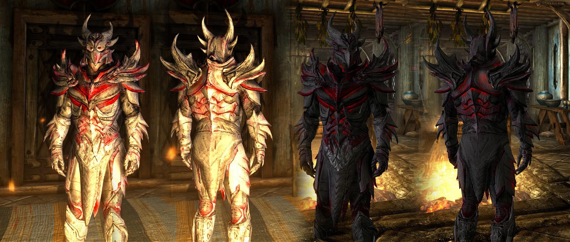 Даэдрическое снаряжение (Skyrim) The Elder Scrolls Wiki 75