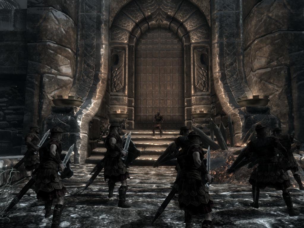 Oblivion 2: skyrim v6: old peoples naked bodies fishing secrets